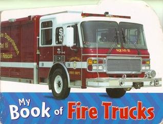 My Book Of Fire Trucks