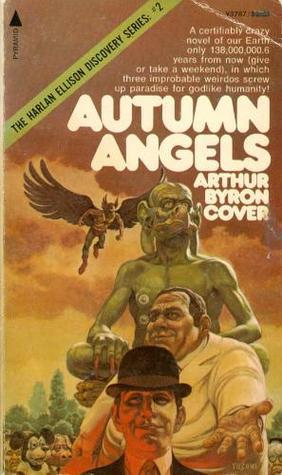 Autumn Angels by Arthur Byron Cover