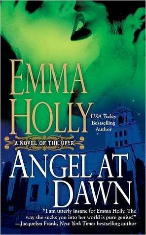 Angel at Dawn by Emma Holly