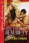 Love Under Two Benedicts by Cara Covington