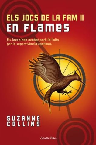 En flames (Els Jocs de la Fam, #2)
