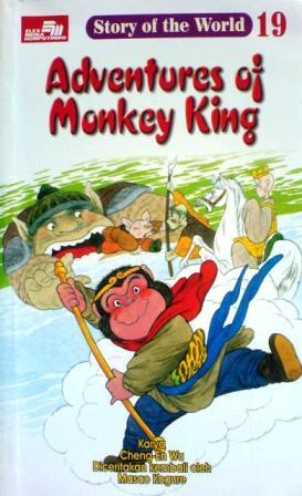 Adventures of Monkey King (Story of the World, #19)