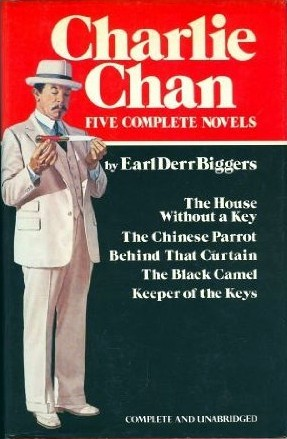 Charlie Chan Five Complete Novels By Earl Derr Biggers