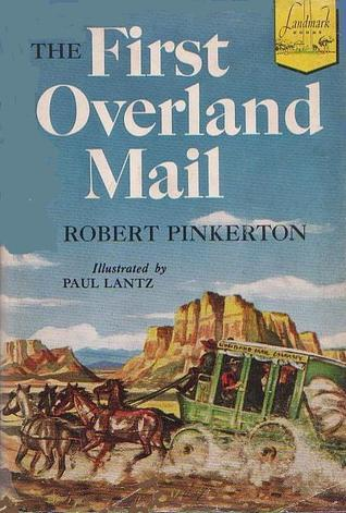 The First Overland Mail