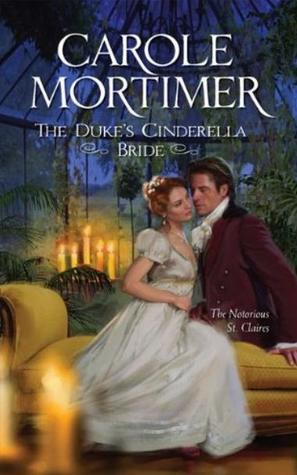 The Duke's Cinderella Bride (The Notorious St Claires, #1)