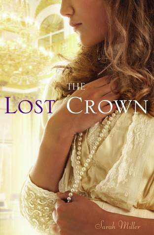 Image result for The Lost Crown by Sarah Elizabeth Miller