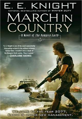 March in Country (Vampire Earth, #9)