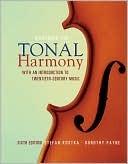 Workbook for Tonal Harmony: With an Introduction to Twentieth-Century Music, Sixth Edition