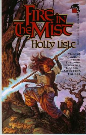 Fire in the Mist (Arhel, #1)