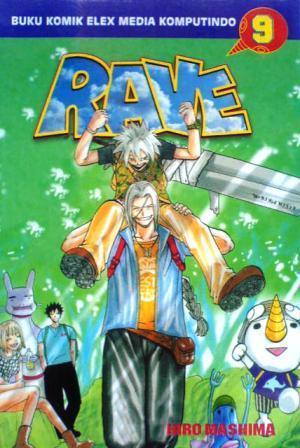 Rave vol. 9 by Hiro Mashima