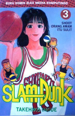 Ebook Slam Dunk Vol. 3: Shoot Orang Awam Itu Sulit by Takehiko Inoue read!