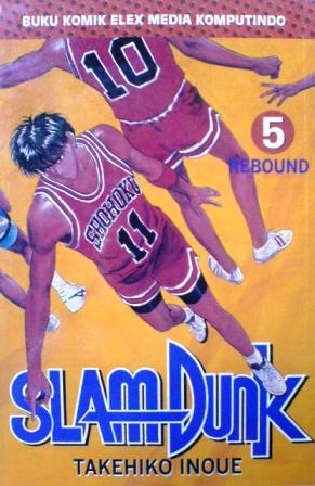 Ebook Slam Dunk Vol. 5: Rebound by Takehiko Inoue DOC!