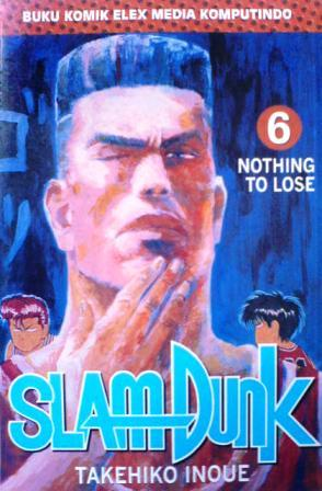 Ebook Slam Dunk Vol. 6: Nothing To Lose by Takehiko Inoue DOC!