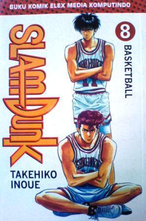 Ebook Slam Dunk Vol. 8: Basketball by Takehiko Inoue read!