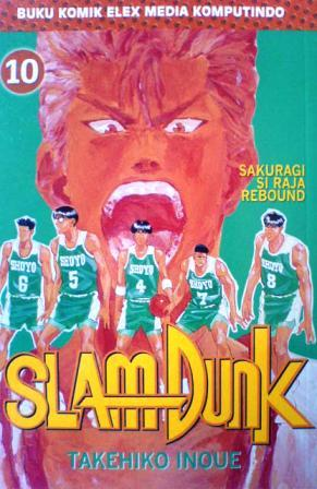 Ebook Slam Dunk Vol. 10: Sakuragi Si Raja Rebound by Takehiko Inoue read!