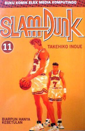 Ebook Slam Dunk Vol. 11: Biarpun Hanya Kebetulan by Takehiko Inoue DOC!