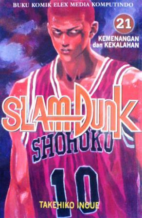Ebook Slam Dunk Vol. 21: Kemenangan dan Kekalahan by Takehiko Inoue DOC!