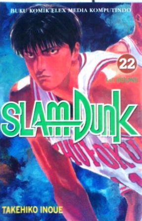 Slam Dunk Vol. 22 by Takehiko Inoue