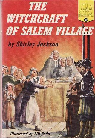 the witch by shirley jackson and