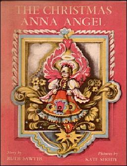 The Christmas Anna Angel by Ruth Sawyer