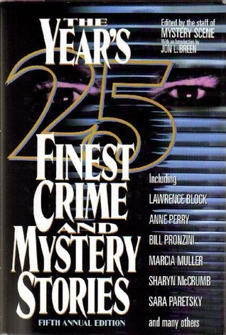 The Year's 25 Finest Crime and Mystery Stories: Fifth Annual Edition