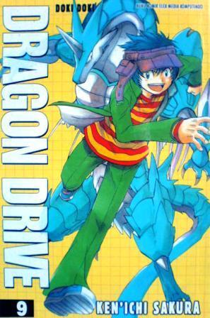Dragon Drive Vol. 9