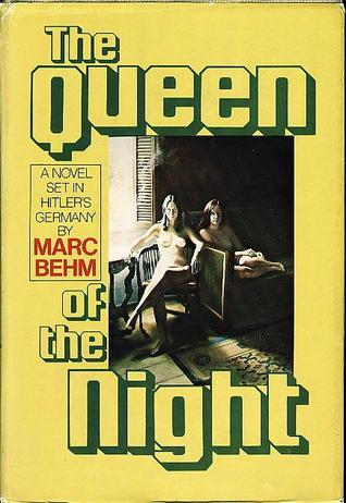 Image result for Marc Behm, The Queen of the Night,