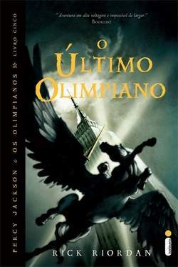 O Último Olimpiano (Percy Jackson e os Olimpianos, #5)