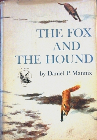 The fox and the hound by daniel p mannix 1322303 fandeluxe Images
