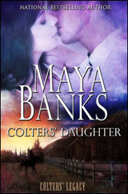 Book Review: Maya Banks' Colters' Daughter