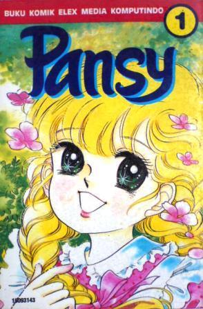 Pansy Vol. 1 by Mariko Okumura