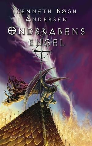 Ondskabens engel (Den store djævlekrig, #4)