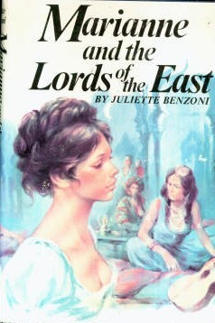 Marianne and the Lords of the East  (Marianne #6)