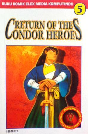 Return Of The Condor Heroes Vol. 5 by Jin Yong
