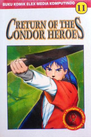 Return Of The Condor Heroes Vol. 11