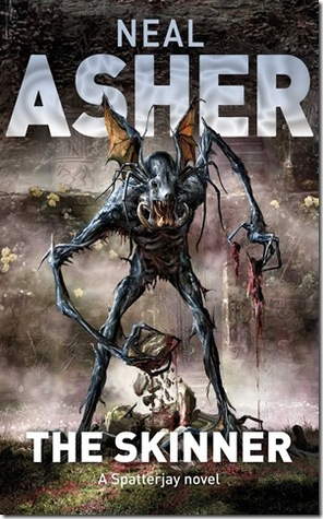 The Skinner by Neal Asher