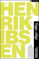 Henrik Ibsen samlede verker 1850-1863 bind 1