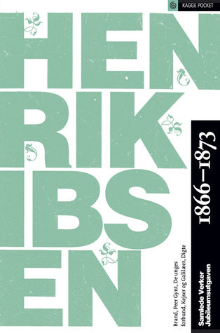 Henrik Ibsen samlede verker 1866-1873 bind 2