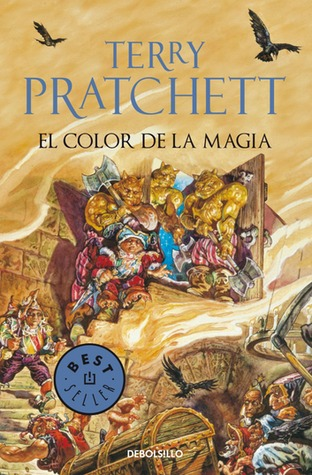 El color de la magia by Terry Pratchett