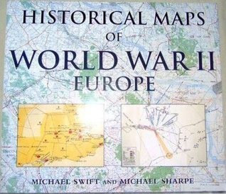 Historical maps of world war ii europe by michael swift 165673 gumiabroncs Choice Image