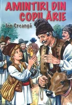 Amintiri din copilărie by Ion Creangă