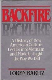 Backfire by Loren Baritz