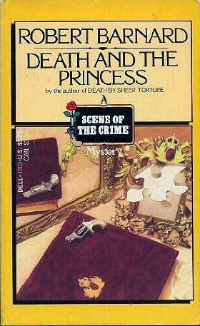 Death and the Princess (Perry Trethowan Book 1)