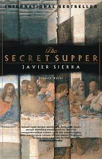 The Secret Supper: Sebuah Novel