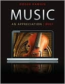 Music: An Appreciation, Brief Edition [with 5 CDs]