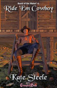 Ride 'Em Cowboy by Kate Steele