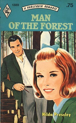 Man of the Forest (Harlequin Romance, #1389)