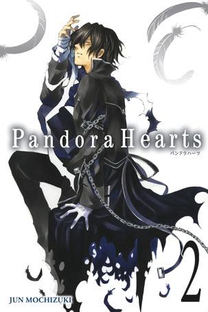 Pandora Hearts, Vol. 2(Pandora Hearts 2)