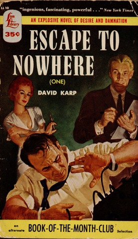 Ebook Escape to Nowhere by David Karp DOC!
