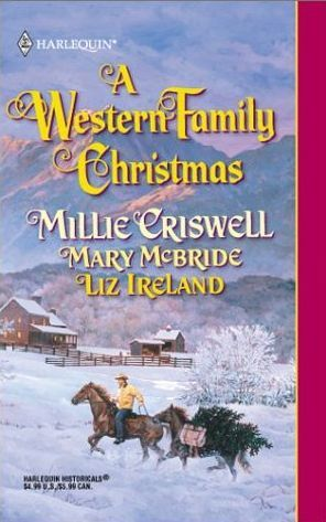 A Western Family Christmas (Harlequin Historical, #579)